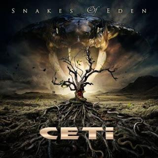 """Το τραγούδι των CETI """"Wild and Free"""" από τον δίσκο """"Snakes of Eden"""""""
