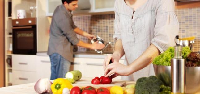 Cegah Flu dengan 5 Makanan Khas Meja Dapur