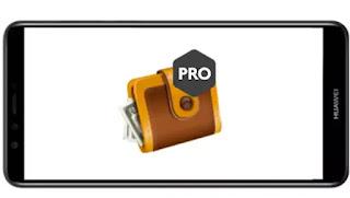 تنزيل برنامج المصاريف Money Manager Pro mod Paid مدفوع مهكر بدون اعلانات اخر اصدار من ميديا فاير.