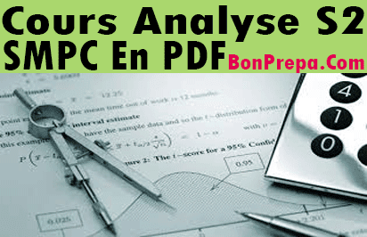 Cours Analyse 2 S2 SMPC