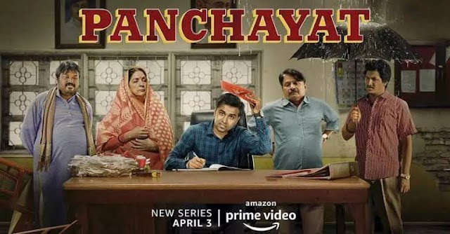 panchayat web series all episodes - Amazon prime and TVF web series