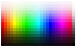Kumpulan Kode Warna HTML Paling Lengkap