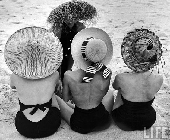 36 Black and White summer images to inspire you {Cool Chic Style Fashion}