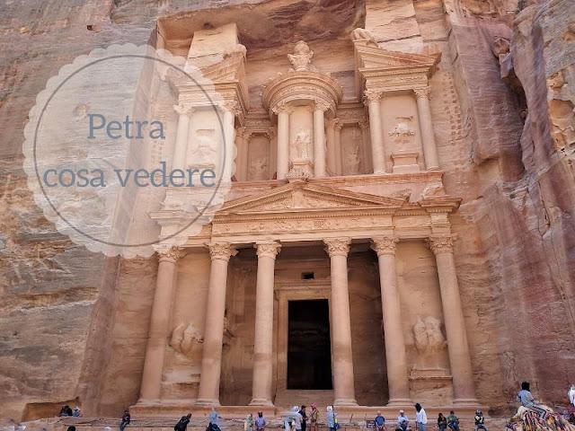 Visitare Petra: itinerario di 1 o 2 giorni