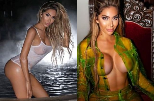 16 Hot Pictures Of Farrah Abraham are extremely sexy