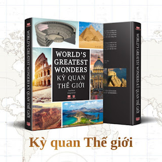 Sách: Kỳ Quan Thế Giới - World's Greatest Wonder ebook PDF-EPUB-AWZ3-PRC-MOBI