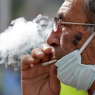 Se puede contraer el coronavirus a través del humo del cigarrillo-TuParadaDigital