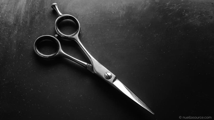 Ciseaux coiffure