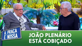 João Plenário está sendo cobiçado pelos partidos