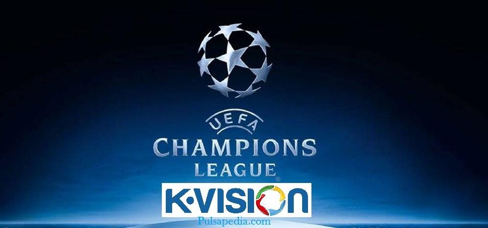 Paket K Vision Liga Champions TC01