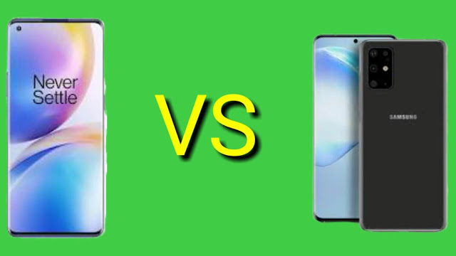 Samsung Galaxy  s20 Ultra and OnePlus 8 Pro which one is the king?