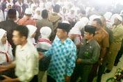 Rombongan Haji Selayar 2013 Insya Allah Tiba Kembali, Minggu 10 Nopember 2013 Siang