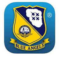 Blue Angels - Aerobatic SIM app