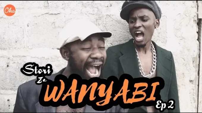 VIDEO | Story za wanyabi Ep2 - Oka Martin & Carpoza |  Download New song