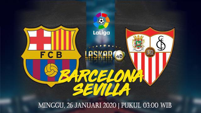 Prediksi Skor Pertandingan Sevilla VS Granada 26 Januari 2020