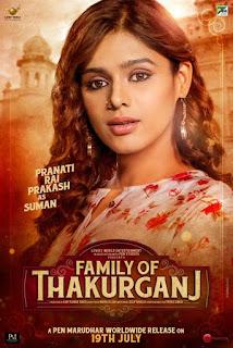 Family of Thakurganj First Look Poster 7