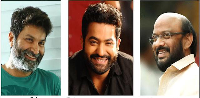 Jr NTR Trivikram Srinivas New Movie Updates