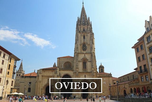 Qué ver en Oviedo en dos días - Principado de Asturias