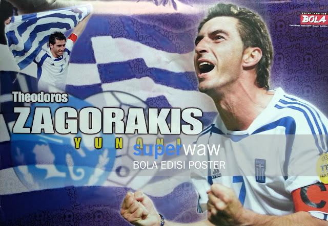 Poster Theodoros Zagorakis (Yunani)