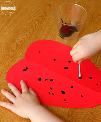 strawberry craft for kids