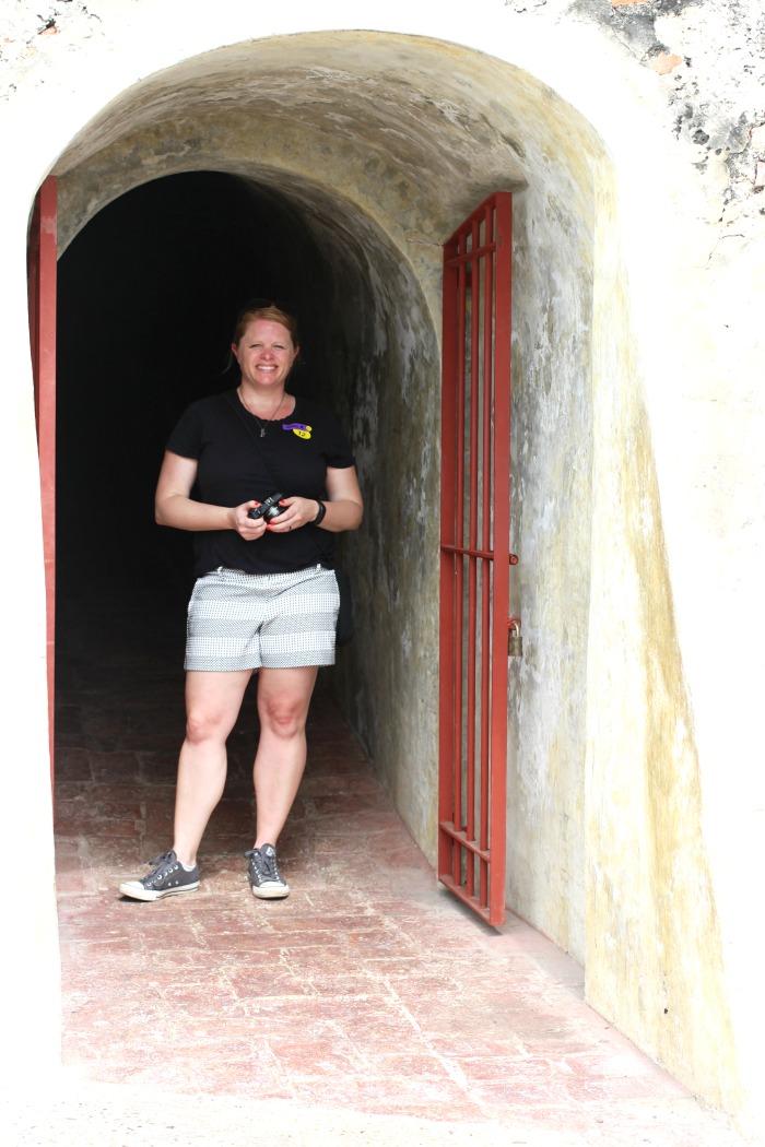 exploring castillo de san felipe