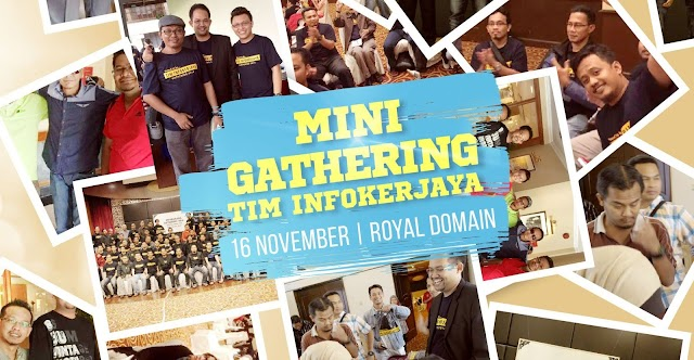 Mini Gathering IKR 2019 | Bila Otai Buat Sharing
