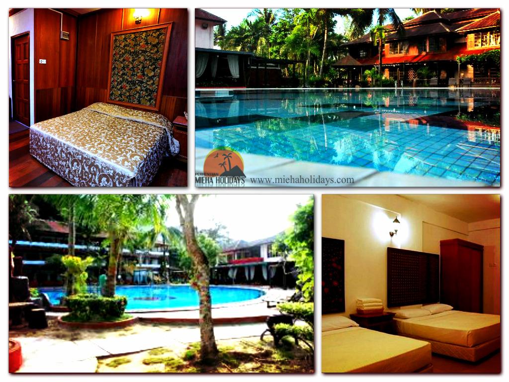 Coral View Island Resort, Pulau Perhentian