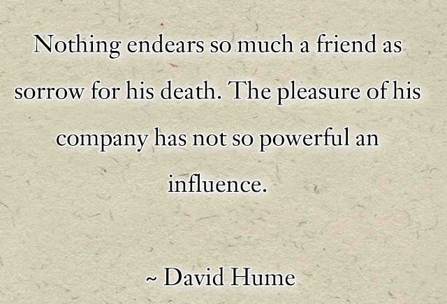 Quotes of  David Hume