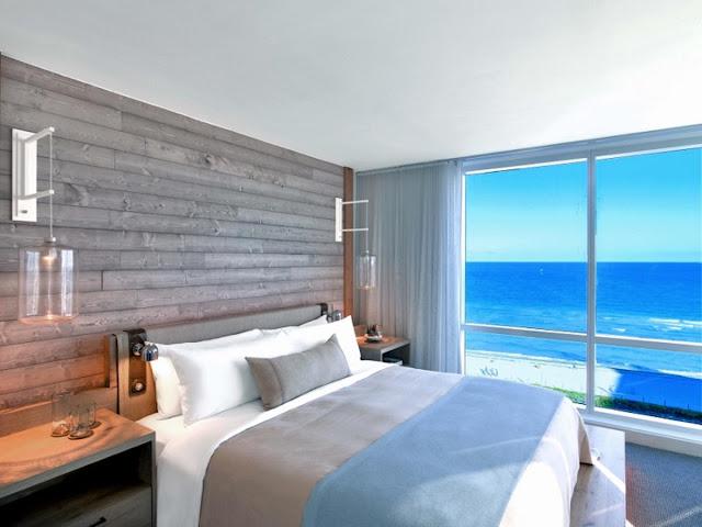1 Hotel South Beach em Miami Beach: quarto