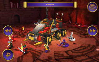 Download Mod LEGO® Ninjago Tournament