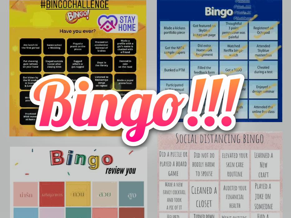 5 Aplikasi Untuk Membuat Template Bingo Instagram - Dardura