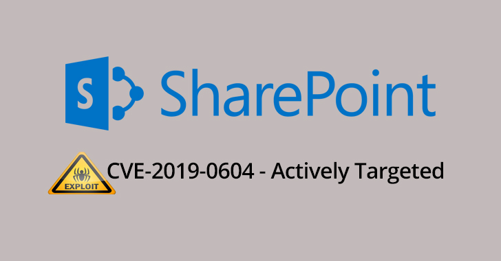 Hackers Exploiting Microsoft Sharepoint Vulnerability to Hack Government Organization Networks