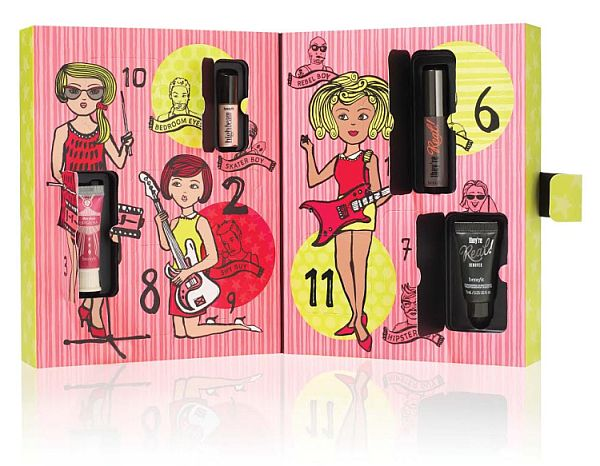 Beauty Advent Calendars 2016 Benefit