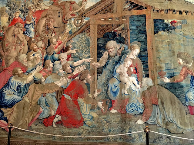 Musei-Vaticani-Galleria-degli-arazzi