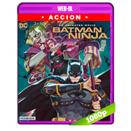 Batman Ninja (2018) WEB-DL 1080p Audio Dual Latino-Ingles