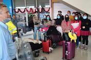 PT MSM Pulangkan 30 Mahasiswa Sulut Dari China