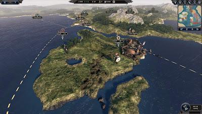 Total War Saga: Thrones of Britannia Game Screenshot 5