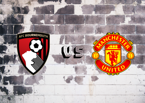 AFC Bournemouth vs Manchester United  Resumen y Partido Completo