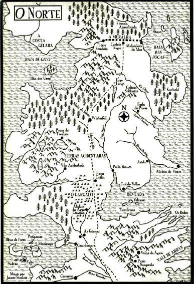 guerra dos tronos mapa Libri Pop: A guerra dos tronos   George R. R. Martin guerra dos tronos mapa