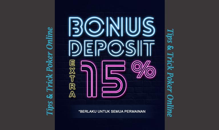 IDNPoker | Event Miyabipoker BONUS DEPOSIT 15 % !
