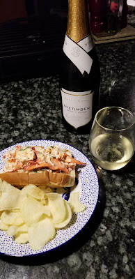 Lobster Rolls and Bubbly
