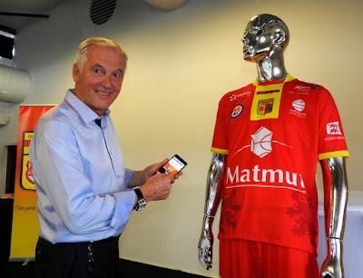 LE PETIT-QUEVILLY. Le club de la métropole passe la vitesse supérieure et se dote d'une application internet dédiée et de nouveaux maillots.