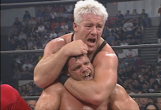 WCW Slamboree 1998 Review - Finlay battled Chris Benoit for the TV title