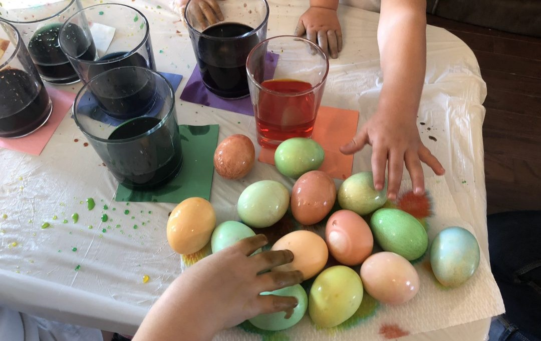 5 Fun Easter Activity for Kindergarten Children