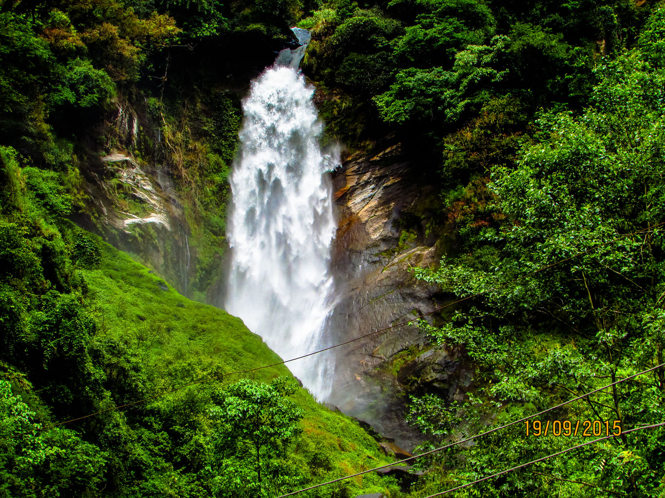 Cascades of Pelling at Sikkim @DoiBedouin