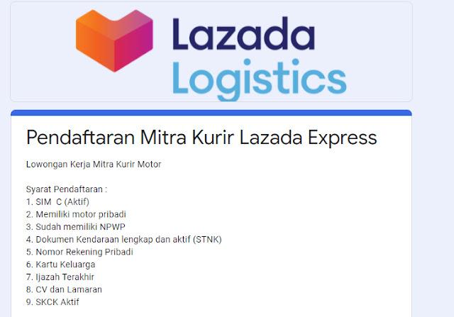 Lel Express Lazada Serangid