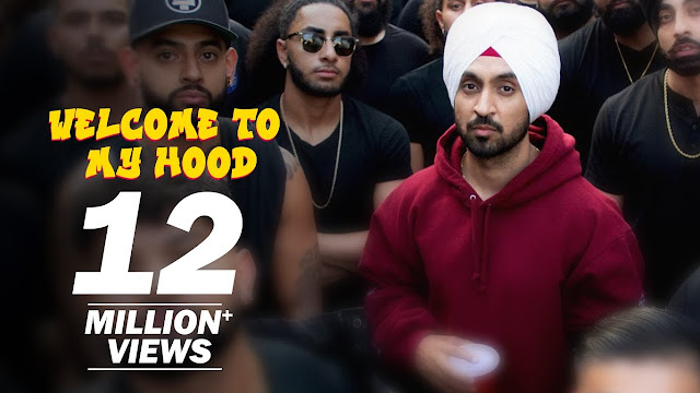 Song  :  Welcome To My Hood Lyrics Singer  :  Diljit Dosanjh Lyrics  :  Kharewala Brar Music  :  Flamme Director  :  Rahul Dutta