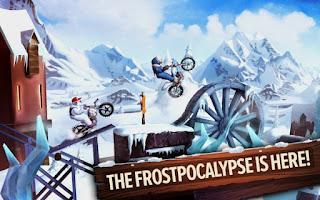 Trials Frontier Mod Apk Full Speed