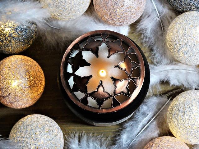 Avis Golden Rose de Yankee Candle, blog bougie, blog parfum, blog beauté