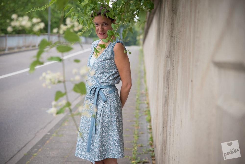 »Kasumi Kirschblüten« und »Kasumi Tupfen« // pedilu // stoffbüro
